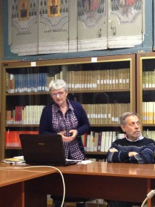 Luciana De Zorzi-Forum IEICP- Presentazione Accordo Parigi -Ruolo Delle Religioni e della Società Civile.
