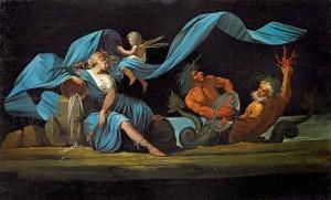 allegoria dell' acqua-1780- Filippo-Comerio